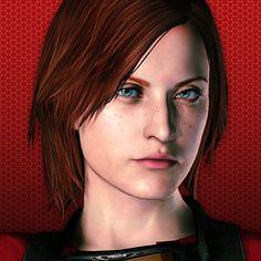 Claire Redfield / Resident Evil / Biohazard / Resident Evil Revelations 2 / Capcom