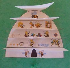 garden art for teens garden background. Bees For Kids, Bee Crafts For Kids, Animal Crafts For Kids, Animals For Kids, Art For Kids, Insect Activities, Spring Activities, Bee Games, Insect Crafts