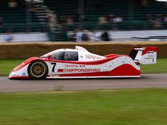 Motor Sport, Race Cars, Toyota, Racing, Vehicles, Sports, Drag Race Cars, Running, Hs Sports