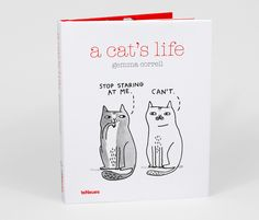 Book: 'A Cat's Life' - http://www.popsugar.com/love/Cat-Lady-Gifts-29246958?force_slideshow=1   (04.11.15)