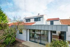 Extension Moderne Muscat, Extension, Outdoor Decor, Design, Home Decor, Window Glass, Nantes, Contemporary, Modern