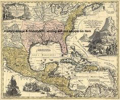 46 Best Old maps new world images