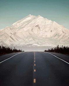 Road to adventures...