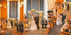 Kristin and Jon's Vivid Rustic Wedding | AllFreeDIYWeddings.com