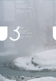 FirstShot 2012/2013 Posters by Sensus Design Factory Zagreb, via Behance