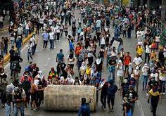Manifestantes regresan a las calles en Venezuela | NOTICIAS AL TIEMPO