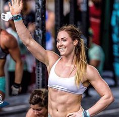CrossFit Games athlete Brooke Wells, uses this secret to stay fit!