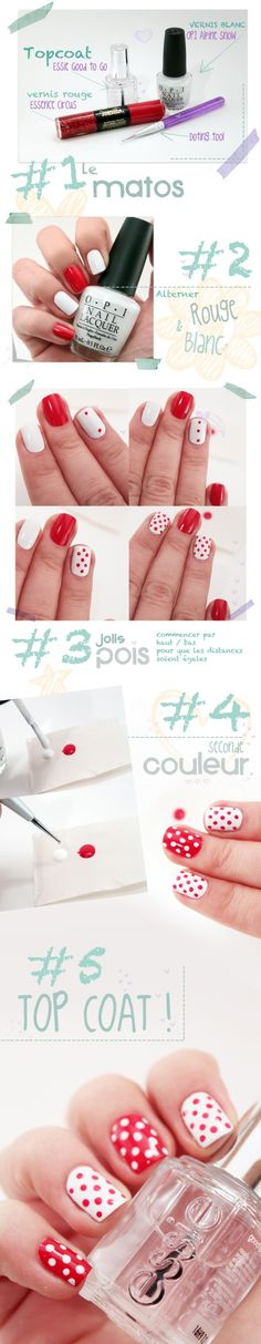 how to create dotts