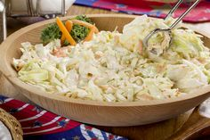 We'll be enjoying this 2-Minute Slaw all summer long, 'cause it's super simple to make and so good!