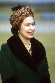 Headscarves are hard to pull off. Even when one is royal.Rex