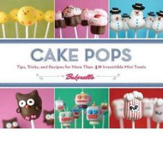 Cake Pops by Dudley, Angie ( Author ) ON Sep-14-2010, Hardback von Angie Dudley, http://www.amazon.de/dp/B005O7UC9S/ref=cm_sw_r_pi_dp_ngsjsb04AE3CB