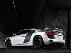 2008 PPI Audi R8 Razor Rear Side