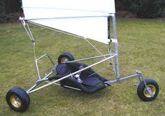 Landsegler, Strandsegler, sail buggy, sail trike, Produkte