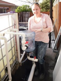 Backyard Aquaponics • View topic - diy radial filter