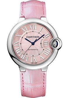 60060f68c919 Cartier Ballon Bleu Watch WGBB0007. Relojes Mujer ...