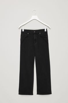 COS | Straight cropped jeans