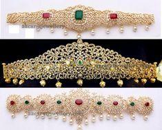 Types Of Vaddanam Designs - Jewellery Designs