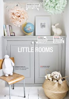 The first thing about French homes is that we love our grays -- we love the grays from Farrow & Ball Pavilion Gray or Lamp room Gray Girls Bedroom, Bedroom Decor, Bedroom Alcove, Childs Bedroom, Kid Bedrooms, Girl Rooms, Design Bedroom, Bedroom Bed, Casa Kids