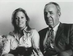 Aileen with her 69-nine-year-old husband Lewis Fell