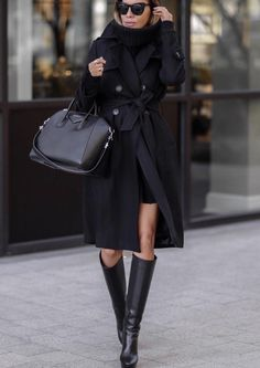 MUST HAVE CASUAL WINTER OUTFITS THAT LOOK EXPENSIVE - the best cold weather casual winter outfits for women that still look good! If you're looking for women's coats, winter style inspiration, casual winter fashion and winter ootd looks, take inspirati Best Casual Outfits, Classy Outfits, Winter Fashion Casual, Autumn Winter Fashion, Winter Ootd, Casual Dresses For Winter, Chic Winter Outfits, Style Work, My Style