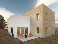 VOLKsHouse | Jonah Stanford & Vahid Mojarrab, MoSA – Mojarrab Stanford Architects | Santa Fe, New Mexico | Net-zero Passive House