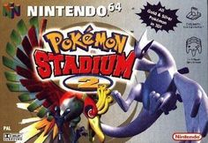 Juegos de pokemon stadium world of chaos 2