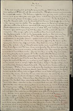 Grapes of Wrath by John Steinbeck The Very Weird Handwriting Of Very Famous Authors Men Of Letters, Grapes Of Wrath, Commonplace Book, Book Writer, Writers Write, World Of Books, Pen And Paper, Classic Books, Love Book