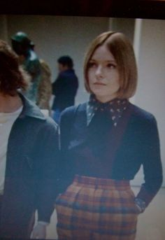 Diane Keaton in Play It Again Sam. So cool in this movie.