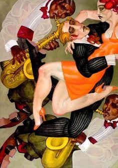 Jazz + Swing by Juarez Machado. #dance