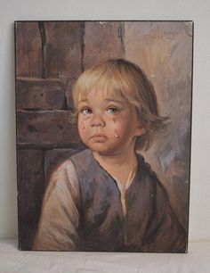 Painting & Co - Giovanni Bragolin Painting For Kids, Ancient Art, Makeup Inspo, Cute Drawings, Barn, Retro Print, Crying, Pictures, Inspirational Quotes