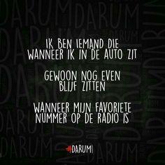 Quotes darum!: gewoon in de auto blijven zitten