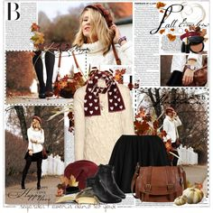 """♚Season of Joy♚Tender Moments♚For All November B-day Girls!♚"" by pandacubcake on Polyvore"