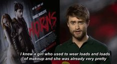 That time Dan gave this sweet piece of advice to a teen on twitter. | The 21 Best Daniel Radcliffe Moments Of 2014
