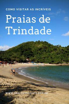 Descubra toda a beleza das praias de trindade em Paraty no Rio de Janeiro. Visite as praias do Meio, Piscina Natural, Cachadaço e outras. Além disso, acompanhe dicas de como chegar e hospedagem