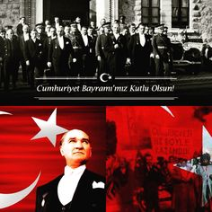29 Ekim Cumhuriyet Bayramımız Kutlu Olsun!  #29Ekim #CumhuriyetBayrami #Cumhuriyet #TBMM #Bayram #RepublicDay h