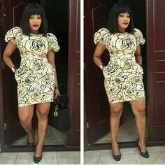 Latest Ankara Short Gown, Hi beautiful ladies, Hope you all are doing great? Do you know that with Ankara short gowns, Latest Ankara Short Gown, Ankara Short Gown Styles, Short Gowns, Ankara Gowns, Kente Styles, Unique Ankara Styles, Beautiful Ankara Styles, African Fashion Dresses, African Dress