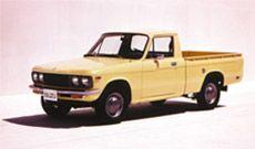 いすゞ・D-MAX - 歴史