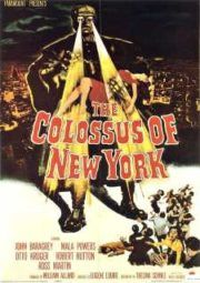 Baixar E Assistir The Colossus Of New York O Monstro De Nova
