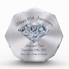 Personalized 60th Anniversary Gifts for Parents - anniversary gifts ideas diy celebration cyo unique