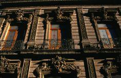 Imágenes de inmuebles representativos del país conforman la exposición Arquitectura en México 19