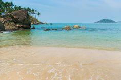 Palolem beach lagoon. Pure paradise.
