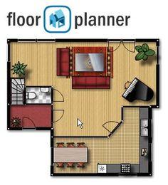 Floor Planner app