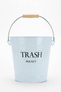 York Trash Bucket