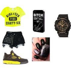 """Take yo nigaa"" by nneuphtalie on Polyvore"