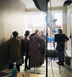 Working with communications at Stora Enso sometimes mean arranging photoshoots, like this one in Helsinki, Finland. Did you know that clothes can be made from trees? Growth Company, Helsinki, Finland, Take That, Trees, Photoshoot, Life, Clothes, Outfits