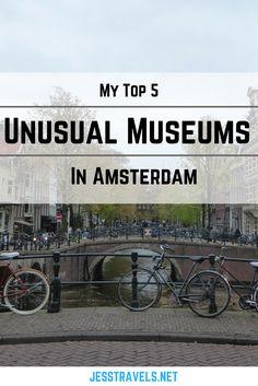 My Top 5 Unusual Mus