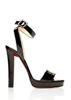 ideeli | christian louboutin sale    I love a strappy heel!