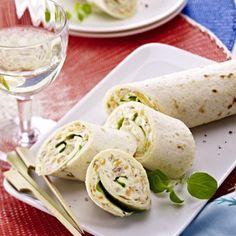 Thunfisch-Wraps Rezept Mehr