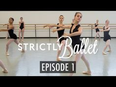 Jessica Lawrence-- Teaching Sample, Advanced level ballet class. - YouTube