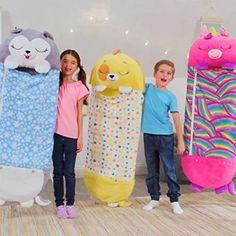Happy Kids Nappers Unicorn Play Pillow | Fun Sleeping Bag | Pink – All Things Unicorn Cabana, Pink Brand, Kids Bags, Sleeping Bag, Happy Kids, Cute Cartoon, Pillows, Baby, Fun